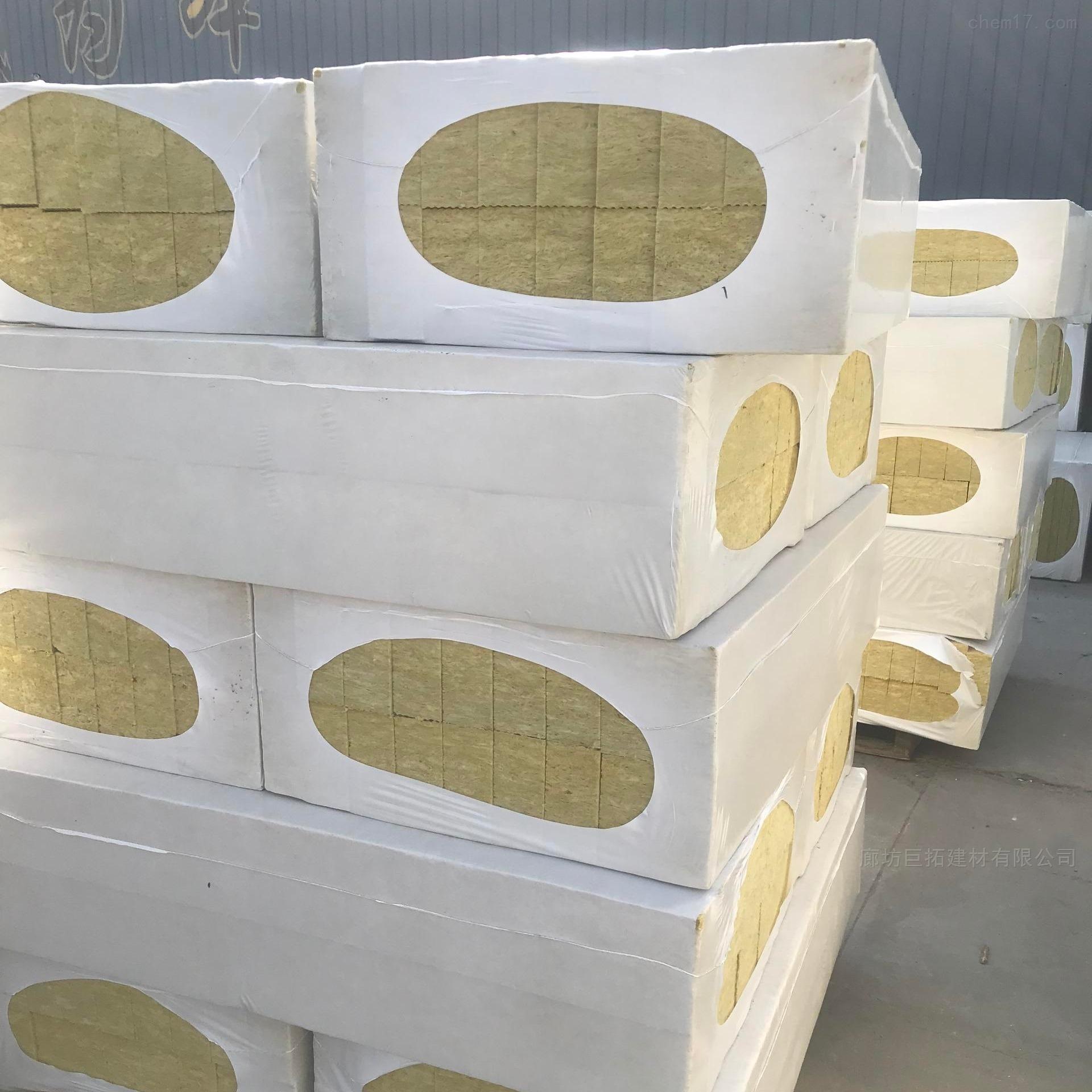 岩棉板复合板保温装饰外墙板