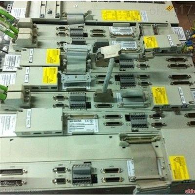 西门子840DSL屏幕显示花屏当天抢修成功