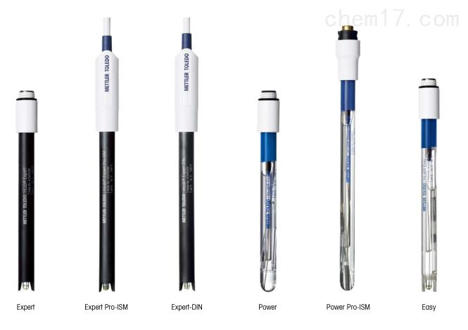 51343101-梅特勒InLab Expert Pro三合一常规pH电极