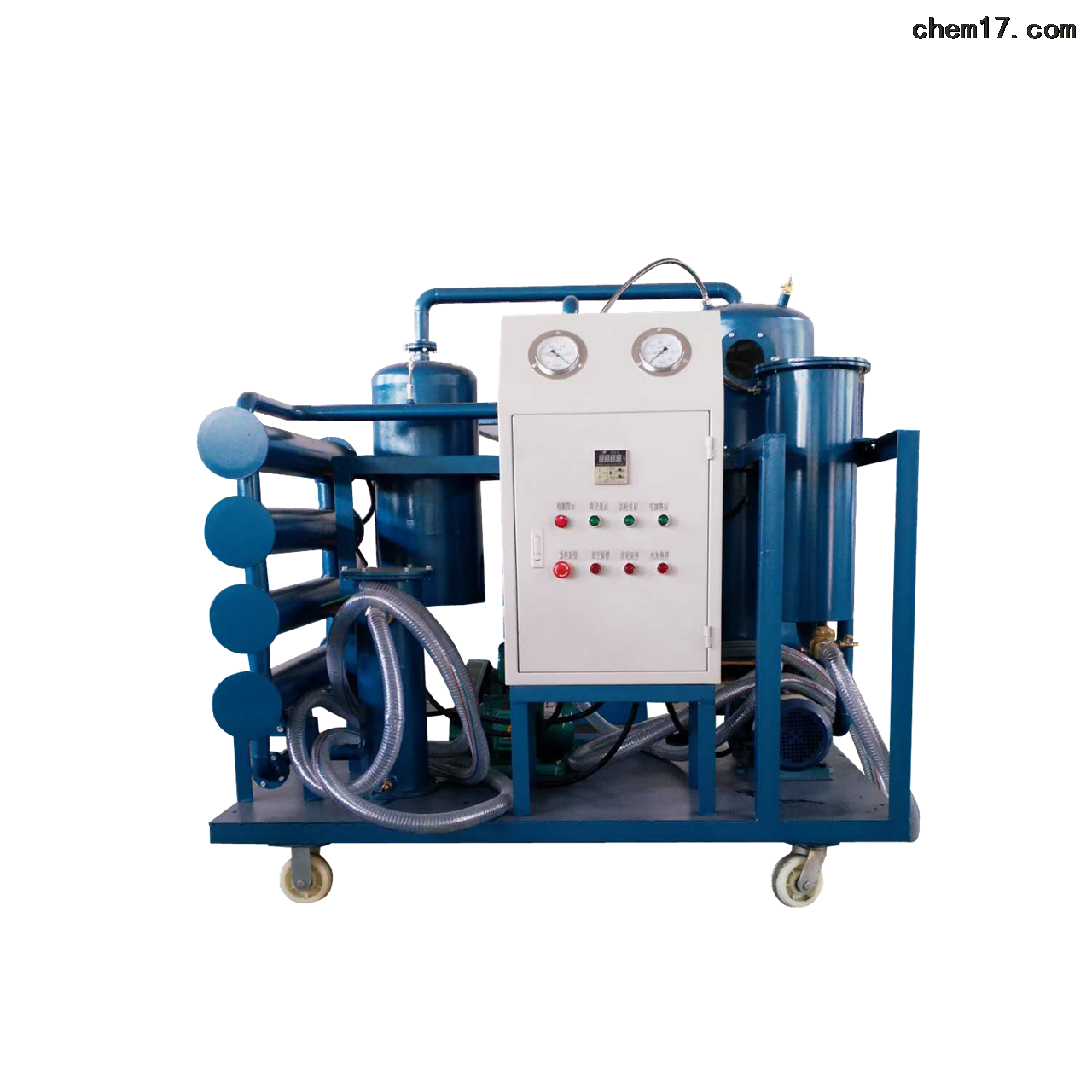SLB系列真空滤油机