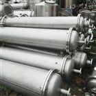 长期出售二手不锈钢列管冷凝器