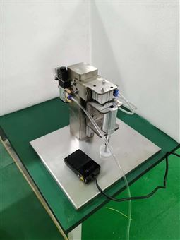 半自动超声波口罩点焊机