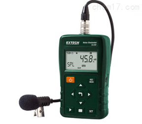EXTECH SL400具有USB接口的个人噪音剂量计
