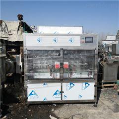 出售玻璃水、尿素10头直线灌装机