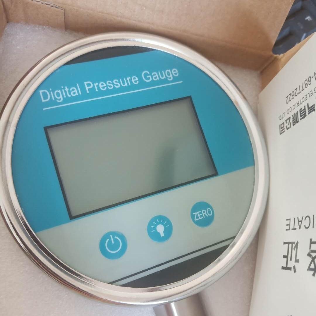数字式真空计测量真空度或气压的仪器