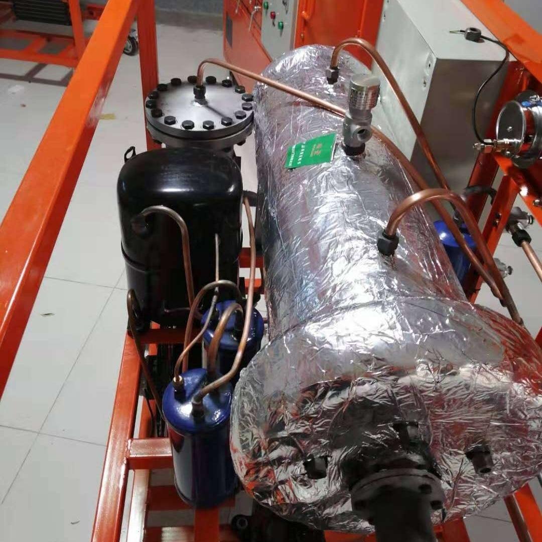 移动式SF6气体抽真空充气装置电力机具