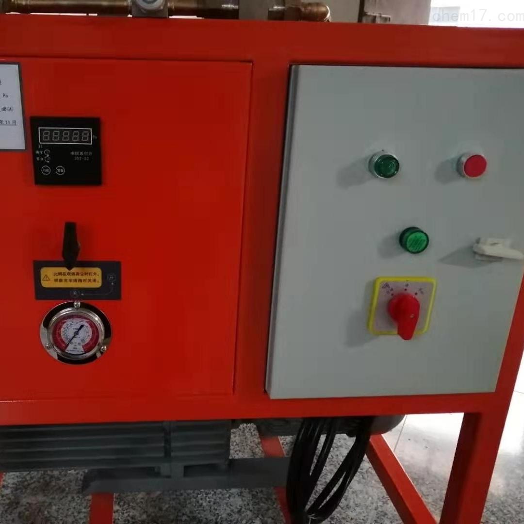 SF6气体抽真空充气装置抽气速率≥45L/s资质