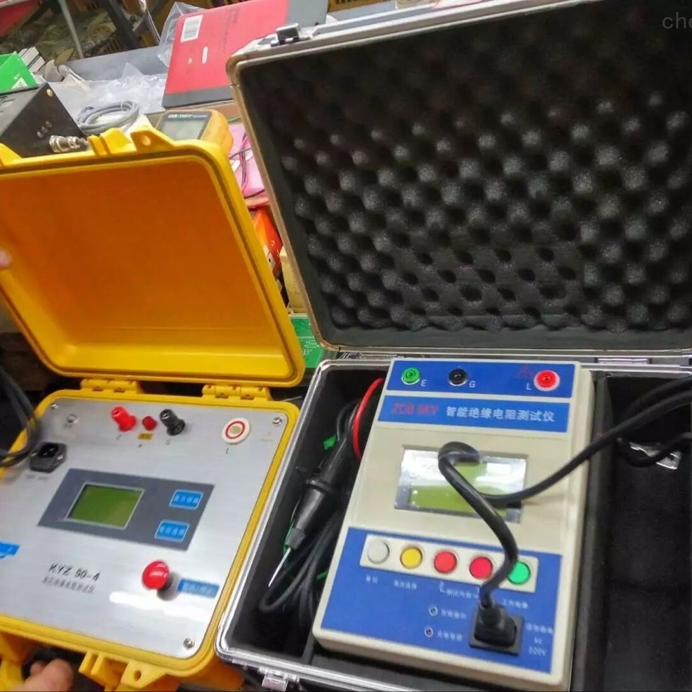 南京办理电力承试绝缘电阻测试仪