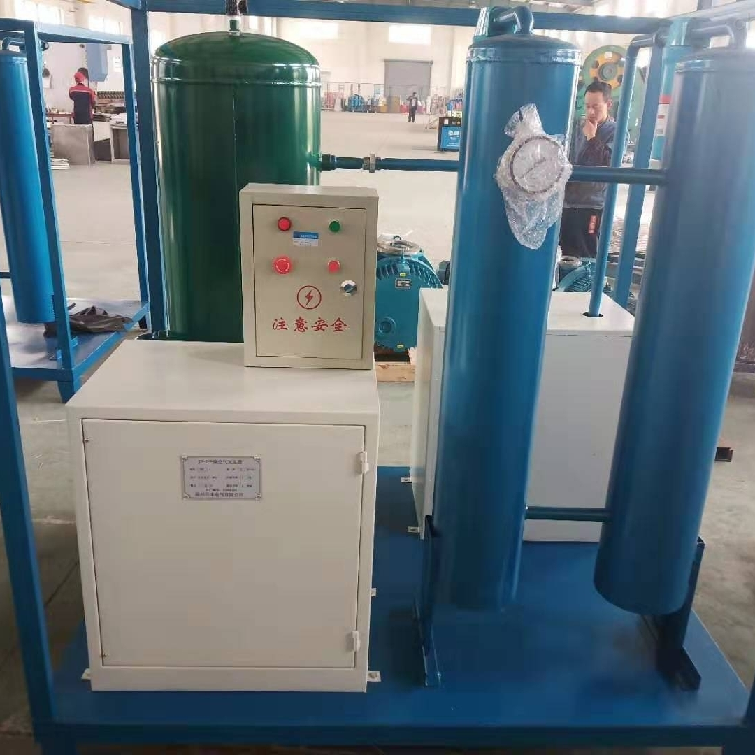 电力承修资质干燥空气发生器原理