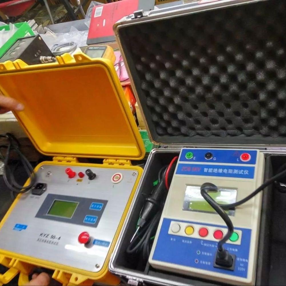 电力资质办理设备绝缘电阻测试仪