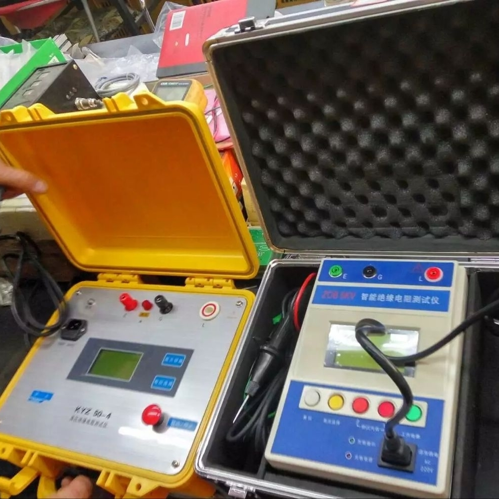 三级四级五级绝缘电阻测试仪承装修试整套
