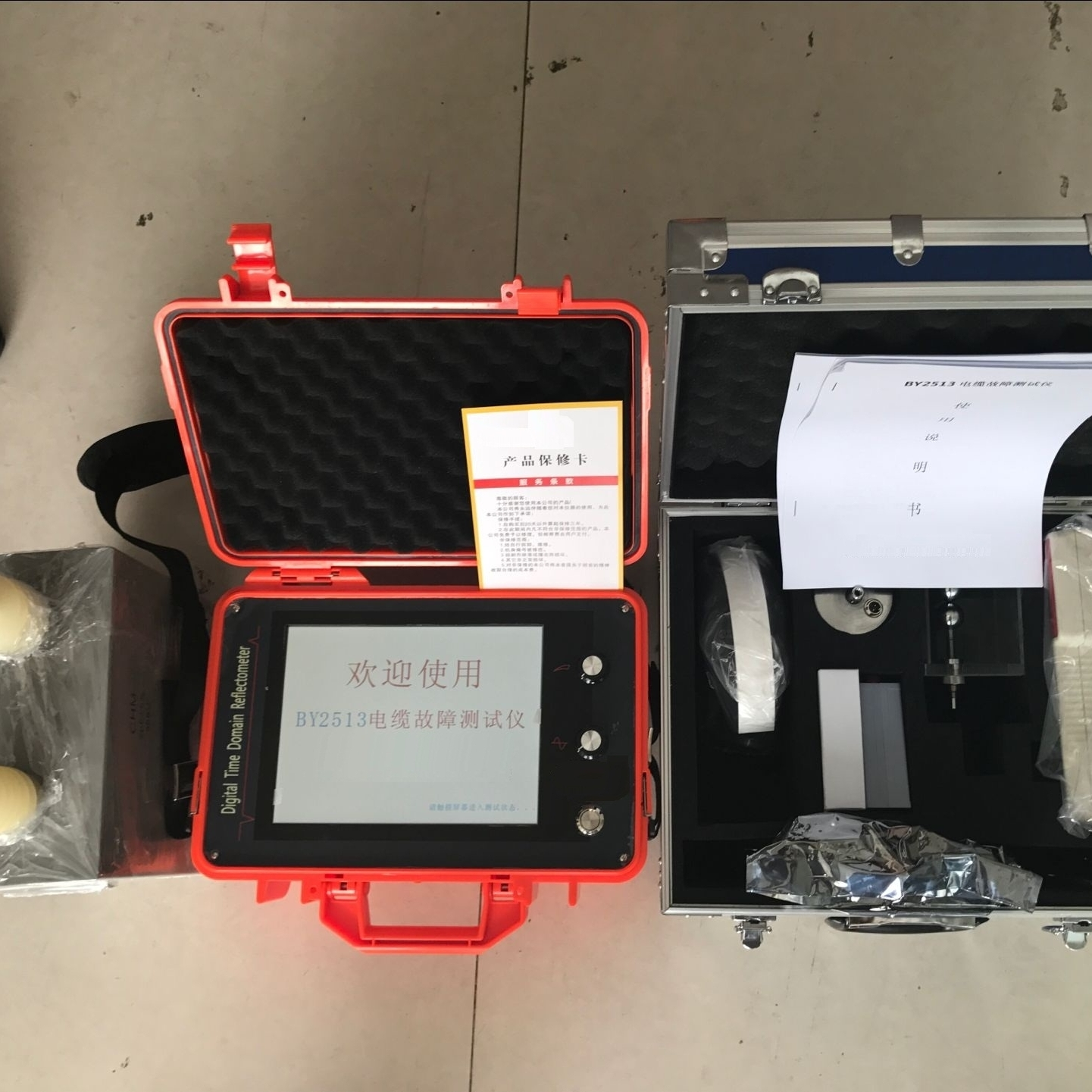 高压低压电力电缆故障测试仪用途