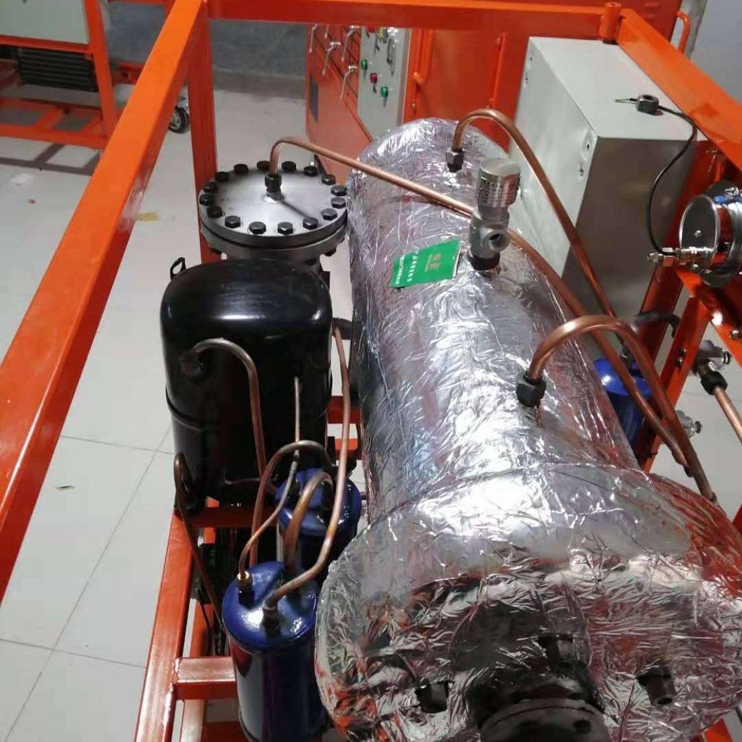 三级电力SF6气体抽真空充气装置