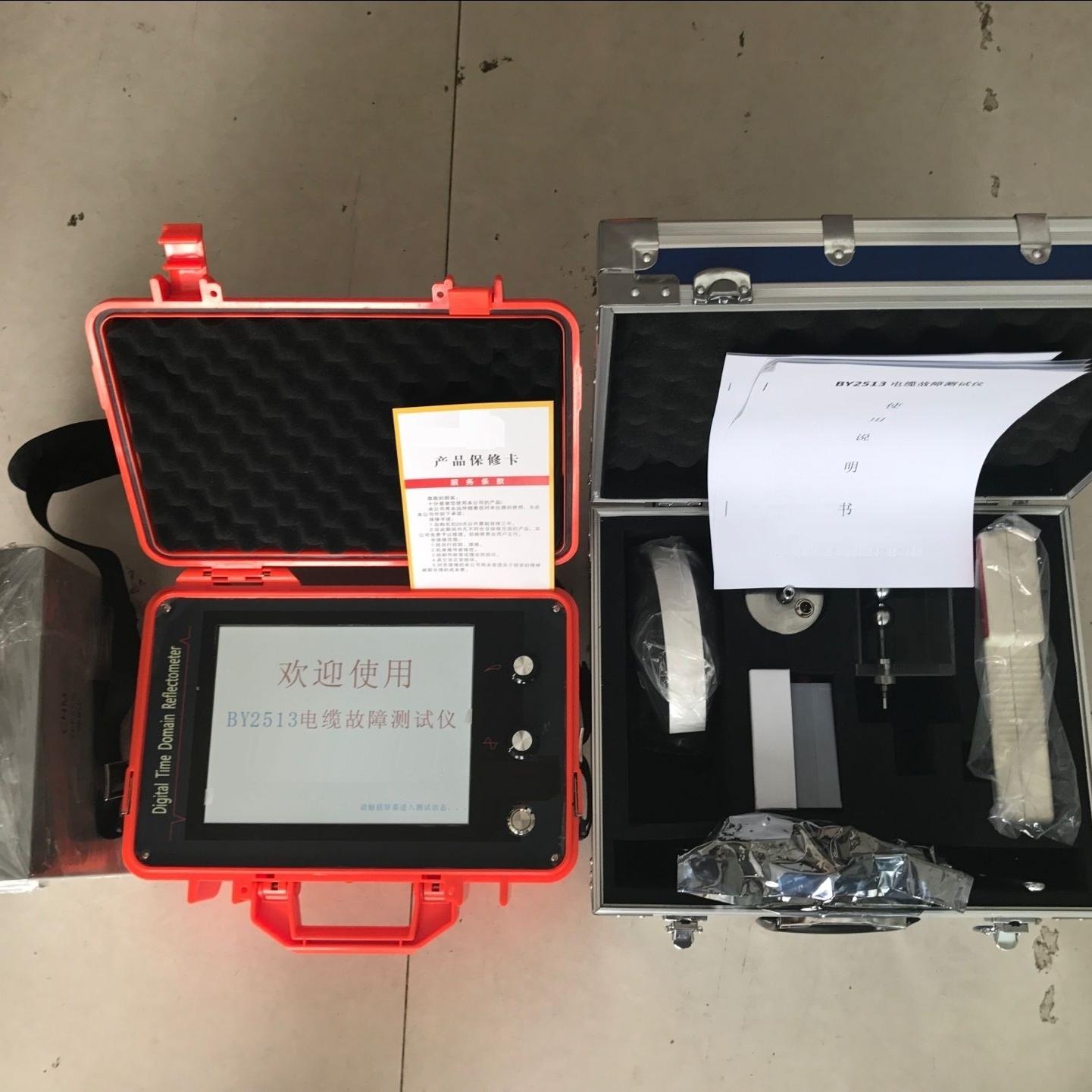 低压脉冲和多次脉冲电缆故障测试仪
