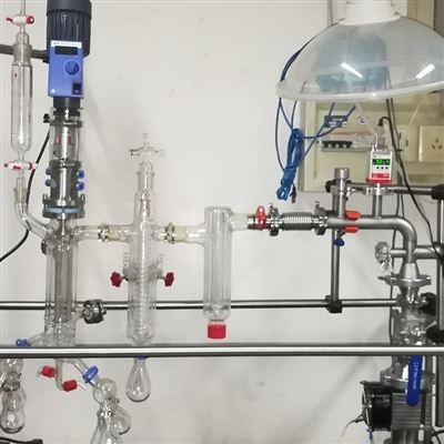 KBTL2桌面式分子蒸馏仪