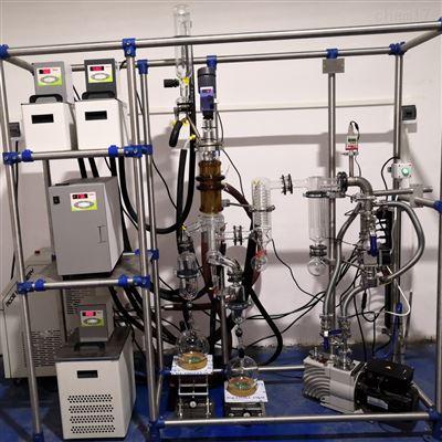 KBTL5C分子蒸餾儀雙功能型