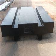 单个大质量砝码2T标准砝码2吨铸铁砝码