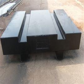 M1单个配重铸铁砝码2000kg2吨配重砝码价格