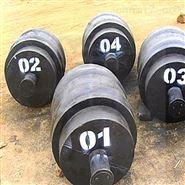 500公斤砝码圆形设计500kg铸铁砝码订购