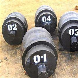M1500公斤砝码圆形设计500kg铸铁砝码订购