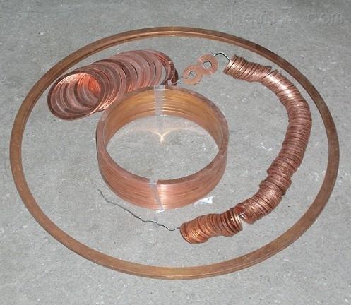紫铜垫片规格,钢包垫片