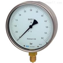 312.20德国威卡WIKA铜合金测试压力表