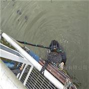 沉管湘潭市取水头水下安装坚守岗位