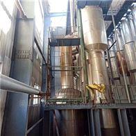 销售二手钛材强制循环蒸发器配置齐全