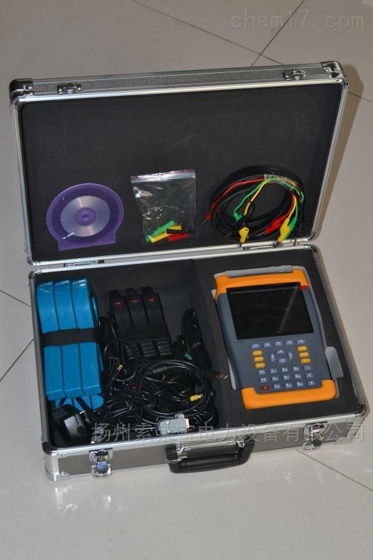 五级承装便携式三相电能表校验仪500A