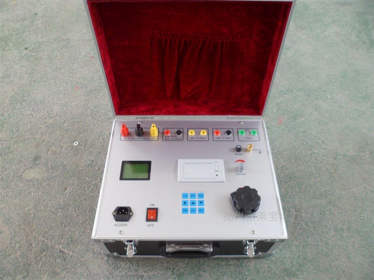 索莱宝330微机继电保护仪三级承修