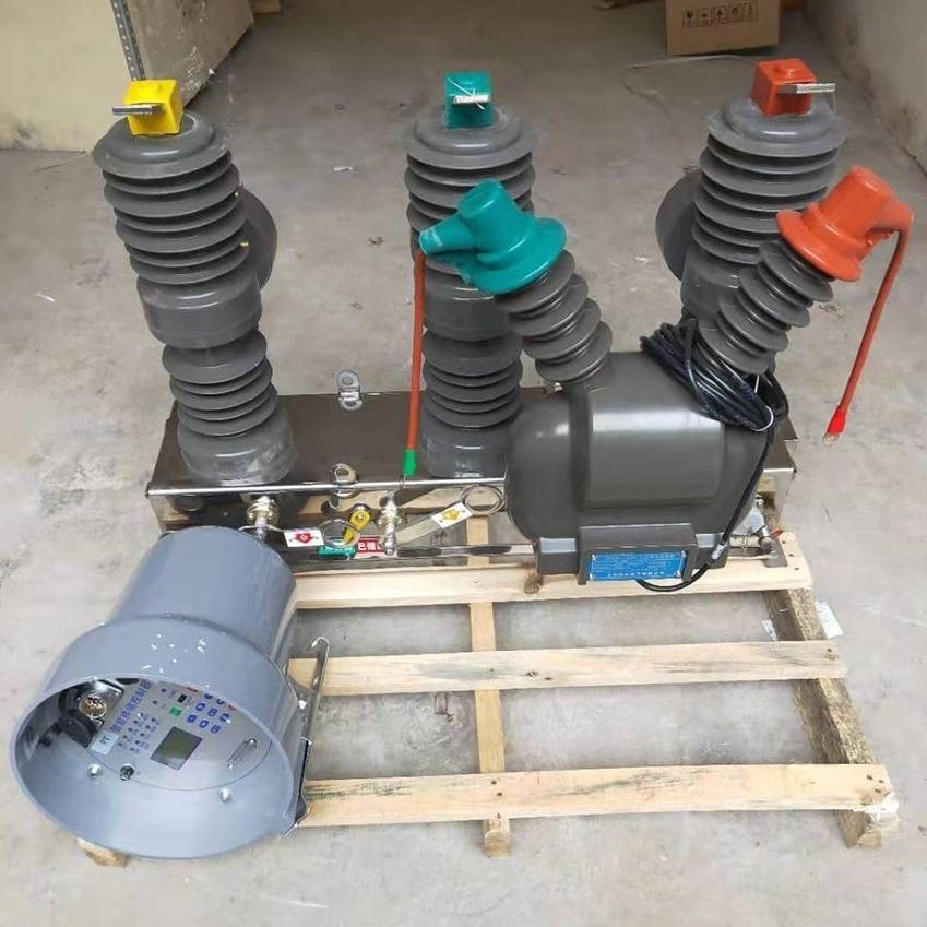 供五金电力市场10KV高压断路器价格