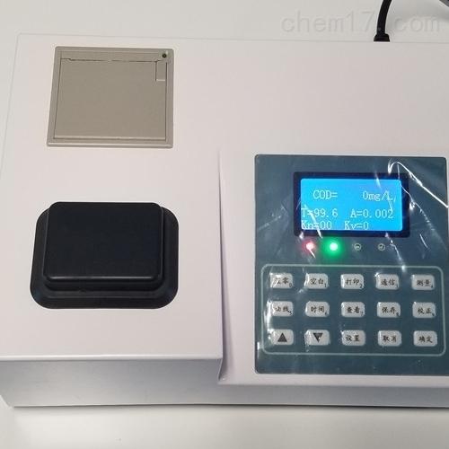 水质COD快速测定仪(带打印功能)