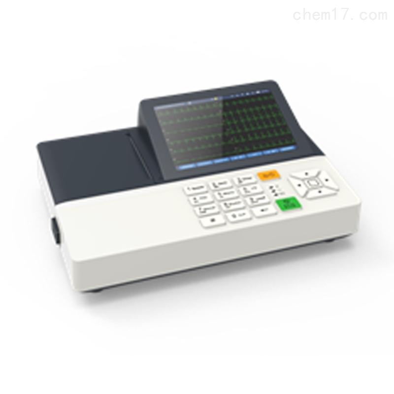 中旗数字式三道心电图机