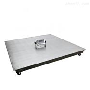 耐酸性抗腐蚀平台秤,防水IP68级不锈钢地磅