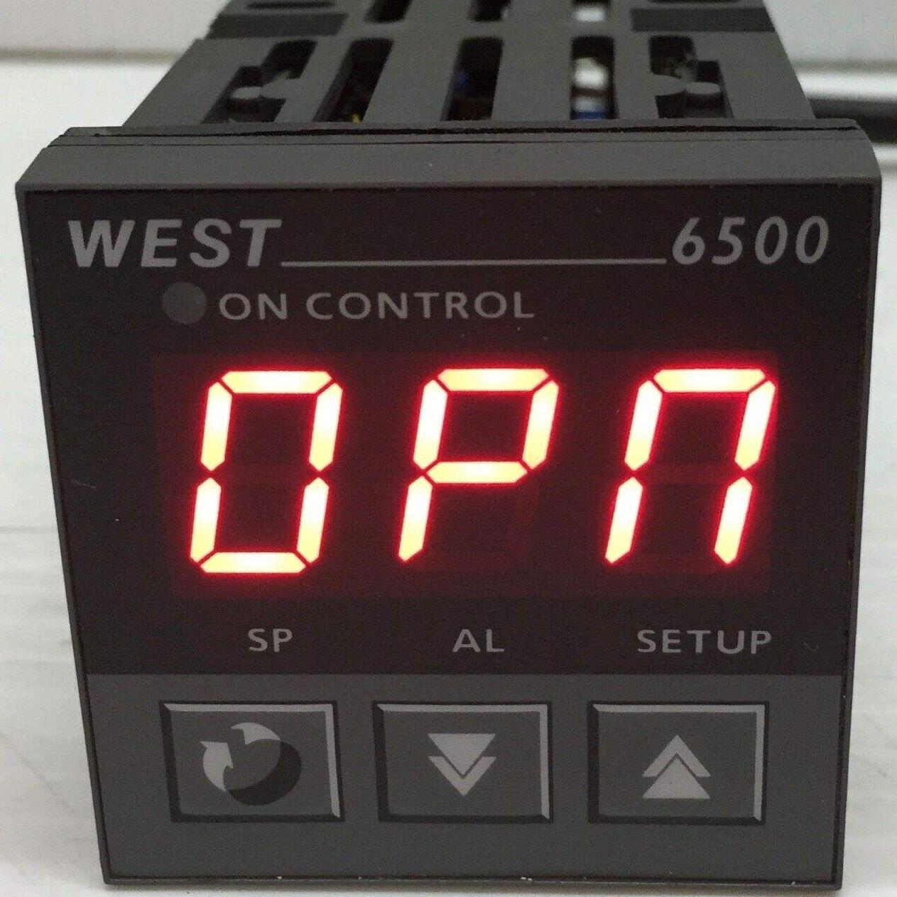 6400WEST温度控制器
