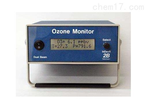 美国2B双光路臭氧分析仪Model 205