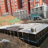 东城地埋式消防水箱安装