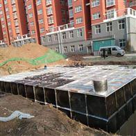 天津市南开区地埋式消防水池定做来图定制