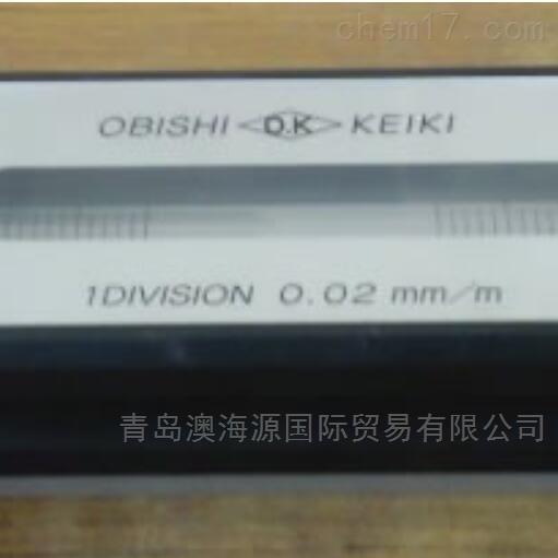 AC151精密水平仪日本大菱OBISHI