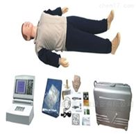 KAC/CPR680大屏幕液晶彩显全自动电脑心肺复苏模拟人