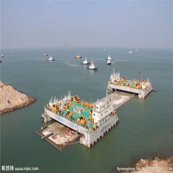衢州沉管施工公司水下铺设管道