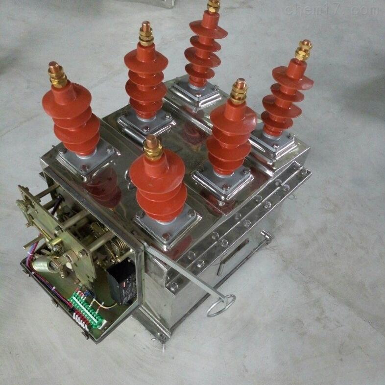 单极10KV高压真空接触器