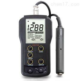 HI8733便攜式電導率儀