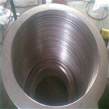 齐全甘肃标准波齿复合垫片 金属缠绕垫片厂家