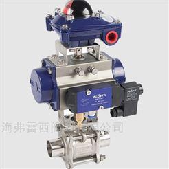 意大利品质 上海铸造气动对焊球阀