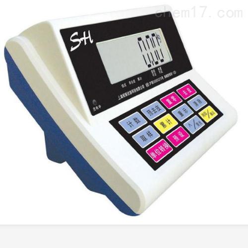 英展XK3150W-SH-100kg与电脑RS232电子秤