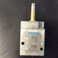 FESTO费斯托气控阀VLO-3-18-B进口原装现货