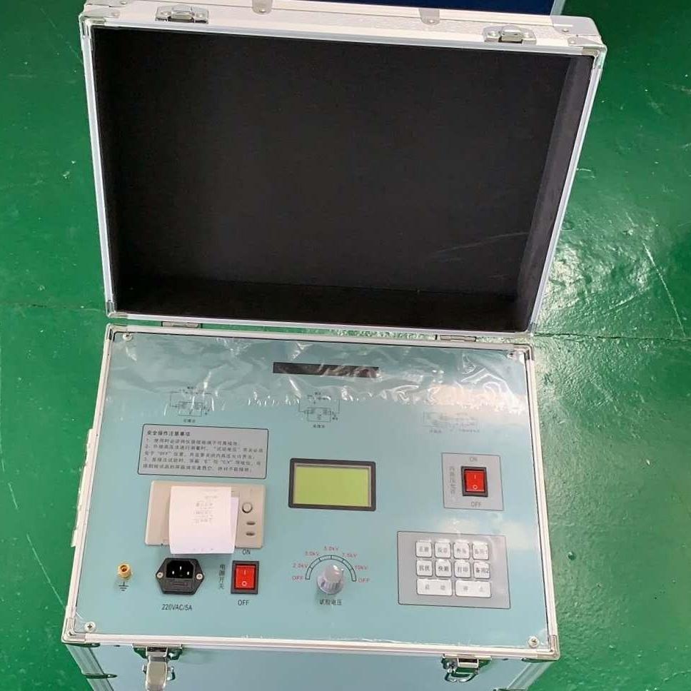 黑白屏扬州变压器容量特性测试仪
