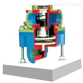 YUY-JP0147继动阀解剖模型