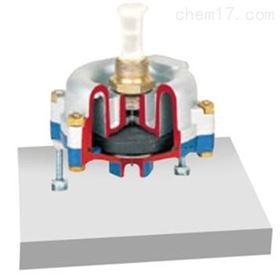 YUY-JP0148自动排水阀解剖模型
